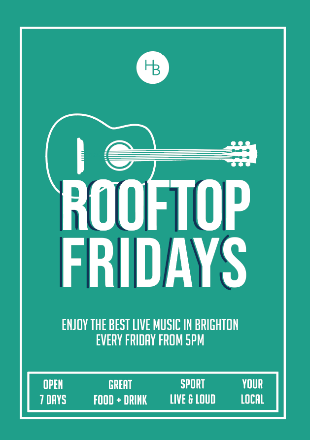 Rooftop Fridays